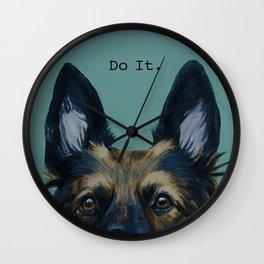 Do It. Wall Clock