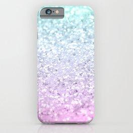 Mermaid Girls Glitter #2 (2019 Pastel Version) #shiny #decor #art #society6 iPhone Case