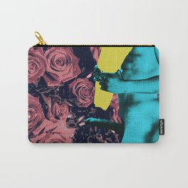 Everything's Coming Up Roses Carry-All Pouch