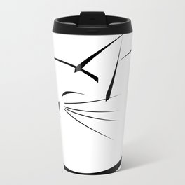Cat Line Travel Mug