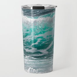 Tropical Surf Travel Mug