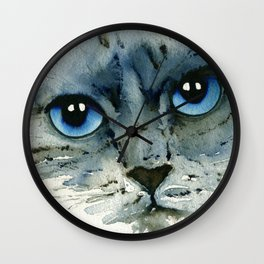 Tealy Wall Clock
