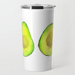 Avocado Lover Travel Mug