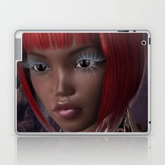 Oriental Eyes Laptop & iPad Skin