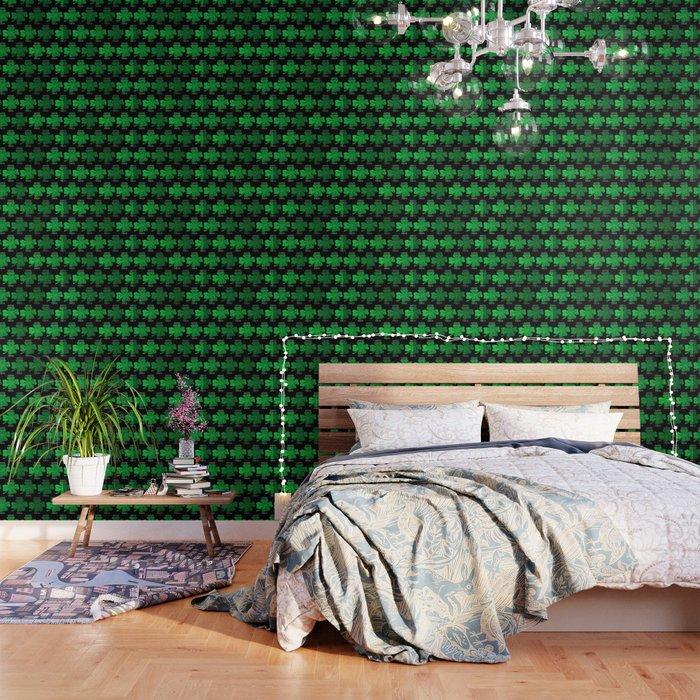 Four Leaf Clover Wallpaper by ivanoel