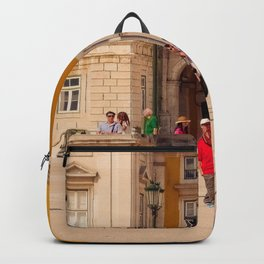 Lisbon Place architecture Backpack