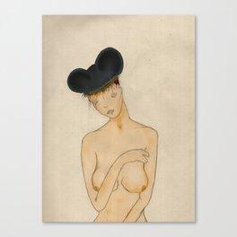 Vow Canvas Print