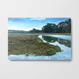 Deveron River East Metal Print