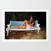 HighLife 1 Art Print