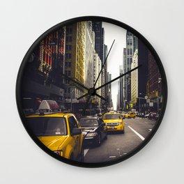 Street Fever Wall Clock
