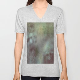 The ghosts of the cursed forest Unisex V-Neck