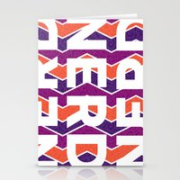 nerd Stationery Cards featuring NERD by Laura Stiner