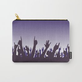 Audience Reaction Carry-All Pouch