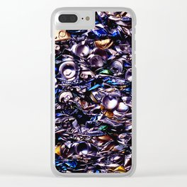 Can Crush Clear iPhone Case
