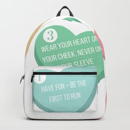 How to be a Heartbreaker Backpack