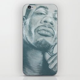 didier morville iPhone Skin