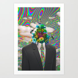 Sweet Buisness Art Print