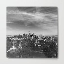 Seattle Cielo Metal Print