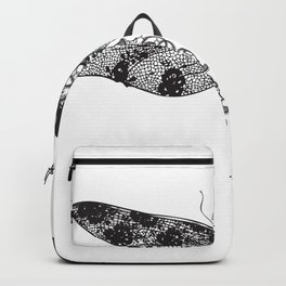 Lace dragonfly Backpack