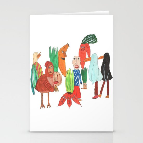 Todos. Stationery Cards