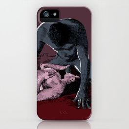 Baby, you can drive my car iPhone Case
