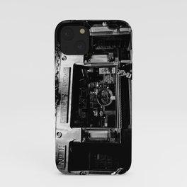 The Foggy Dew Pub iPhone Case
