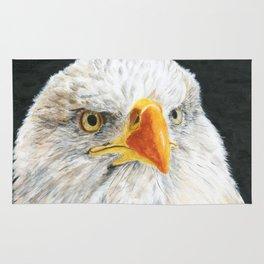 Bald Eagle by Teresa Thompson Rug