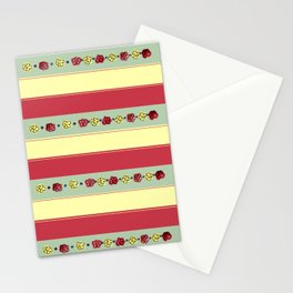 A Rosey Outlook Stationery Cards