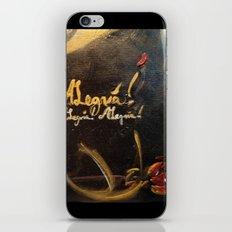 Alegria! Alegria! Alegria! iPhone & iPod Skin