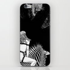 asc 705 - La cavalière Mang (Do you see what I see?) iPhone & iPod Skin