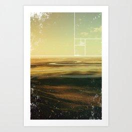 Nothingness Art Print