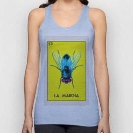 BB LOTERIA CARD No.50 - Fly Unisex Tank Top