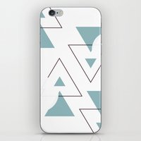 architecture iPhone & iPod Skins featuring architecture by Thanos Charisis-Photography