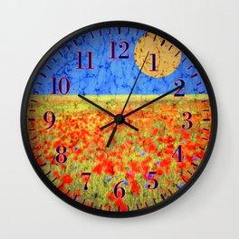 popy Wall Clock
