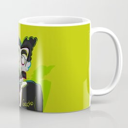 Groucho Marx Coffee Mug