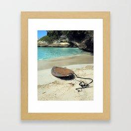 Anguilla, BWI Caribbean Framed Art Print