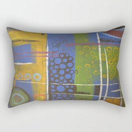 Walking Distance Rectangular Pillow