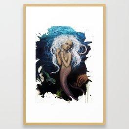 Abyssopelagic Framed Art Print