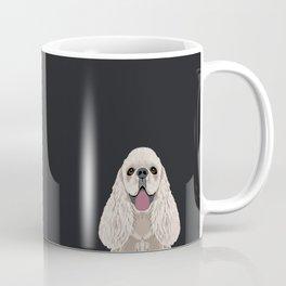 Harper - Cocker Spaniel phone case gifts for dog people dog lovers presents Coffee Mug