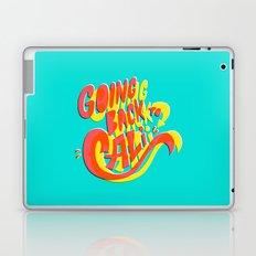 Going Back to Cali Laptop & iPad Skin