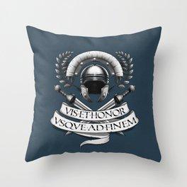 Centurion T Throw Pillow
