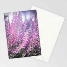 Purple Stationery Cards