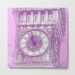 Emerson Bromo-Seltzer Tower Clock Metal Print
