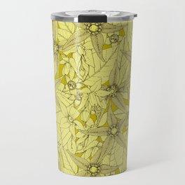 deadly nightshade chartreuse Travel Mug