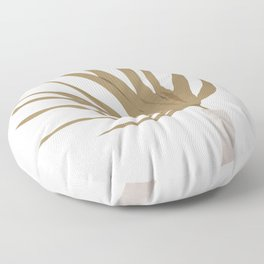 minimal plant 5 Floor Pillow
