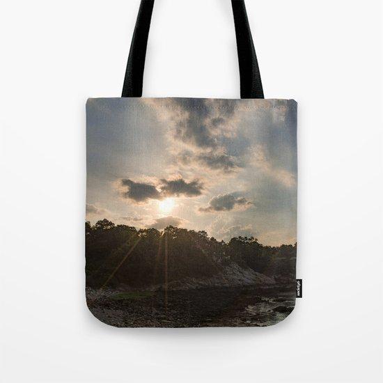 Folly Cove Tote Bag