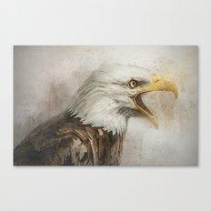 The Eagles Call Canvas Print