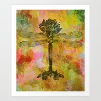 Unthought Combo Art Print