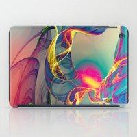 karen iPad Cases featuring Sunrise by Klara Acel