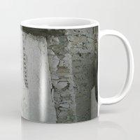 calcifer Mugs featuring Snellen by Calcifer
